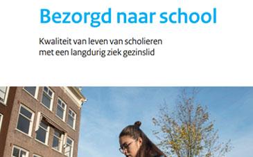 Bezorgd naar school - onderzoek door SCP
