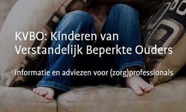 Kinderen van Verstandelijk Beperkte Ouders - informatiefolder