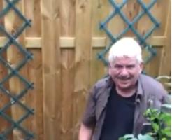 Willem is klus en tuin vrijwilliger