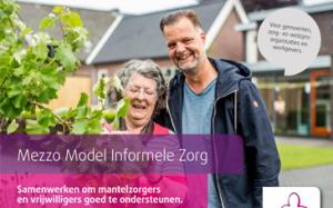 Model informele zorg - Mezzo 2017